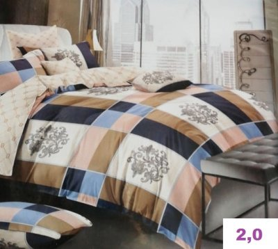 Комплект постельного белья.(2,0-спальный)