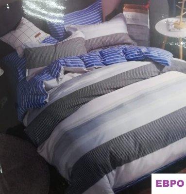 Комплект постельного белья.Простыня на резинке.(ЕВРО)