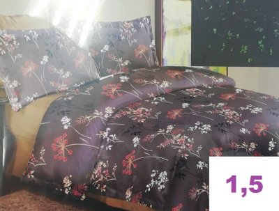 Комплект постельного белья.СВЕТИТСЯ В ТЕМНОТЕ! (1,5)