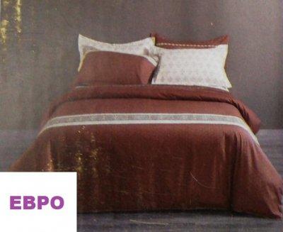 Комплект постельного белья.КАШЕМИР! (ЕВРО)