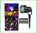 Декоративный влагостойкий уличный LED проектор LED 10 Pattern Projector