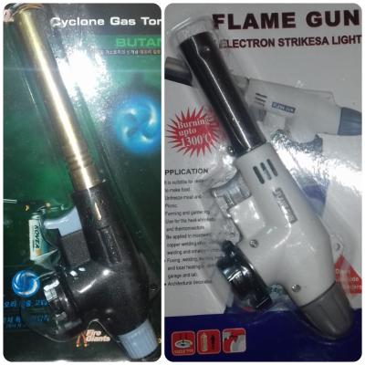 Насадка-горелка на газовый баллон