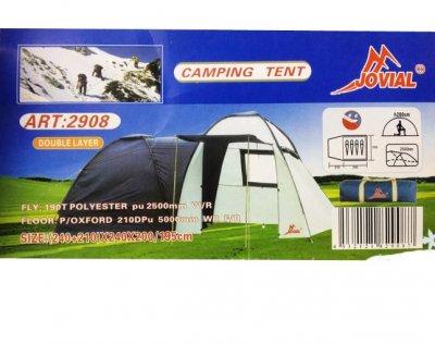 Палатка Jovial Travelling -2908