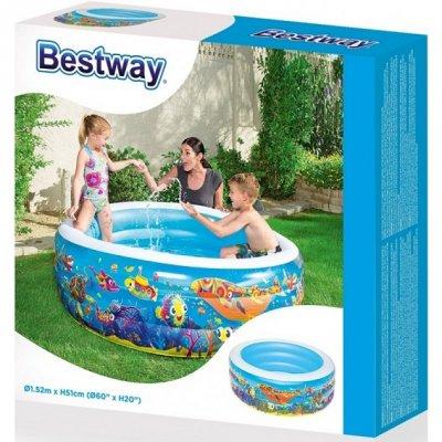 Детский бассейн Bestway! 51121