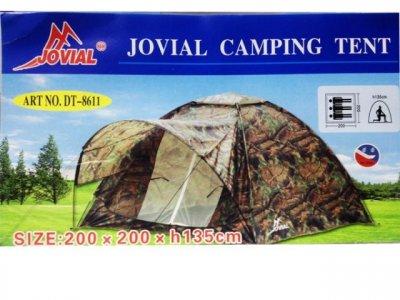 Палатка туристическая Jovial 8611