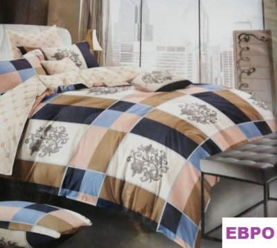 Комплект постельного белья.(ЕВРО)