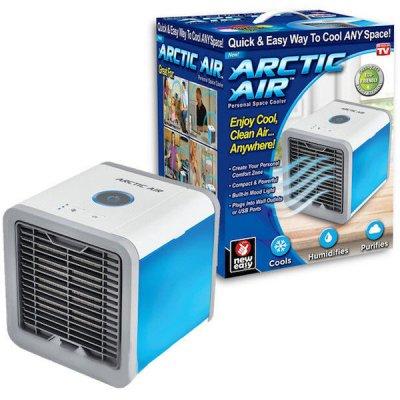Мобильный кондиционер Arctic AIR + LED лампа