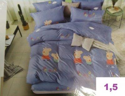 Комплект постельного белья HELLO (ДЕТСКИЙ)